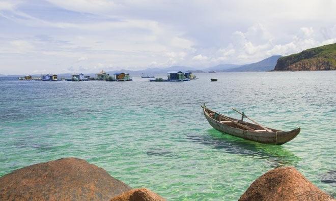 Đảo Hòn Khô chốn đảo hoang thơ mộng của thành phố biển Quy Nhơn