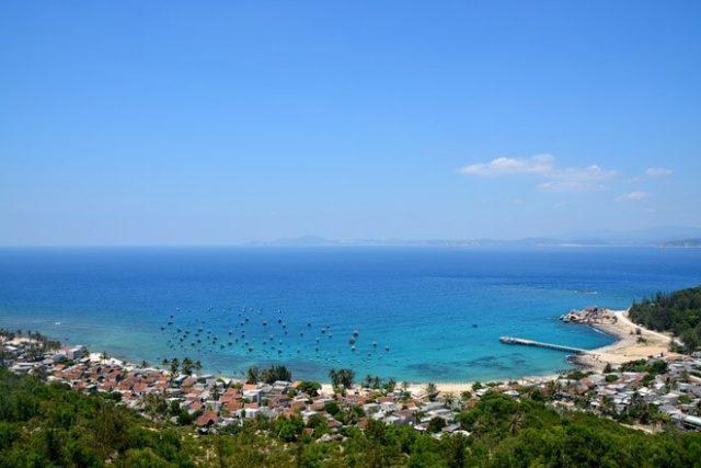 Bạn đã đến du lịch đảo Cù Lao Xanh Quy Nhơn chưa?